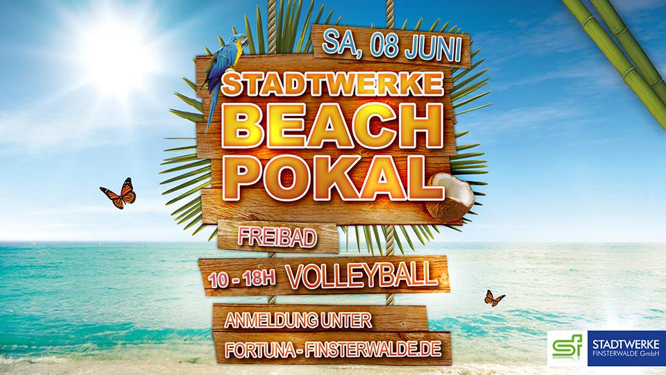 1. Stadtwerke Beachpokal